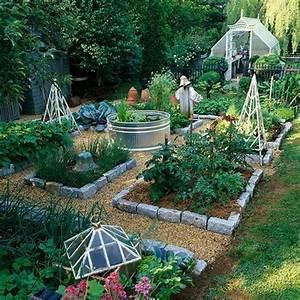 Gemusebeet planen mit holzkisten stein begrenzung garten for Garten planen mit terrassenüberdachung balkon