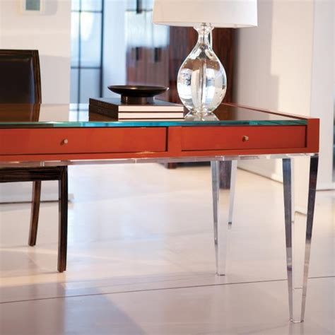 Acrylic Home Office Desks For A Clearly Fabulous Work Space. Tall Boy Table. Rectangle Dining Table With Bench. Budweiser Pool Table Lights. Marble Office Desk. Whitewashed Console Table. Cute Desk Organization Ideas. Bernhardt Dining Table. Half Table