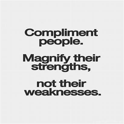 Quotes Positive Compliment Others Confidence Compliments Complimenting