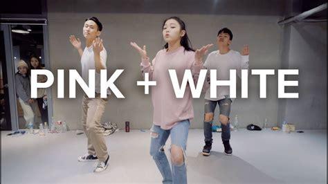 pink white frank ocean yoojung lee choreography