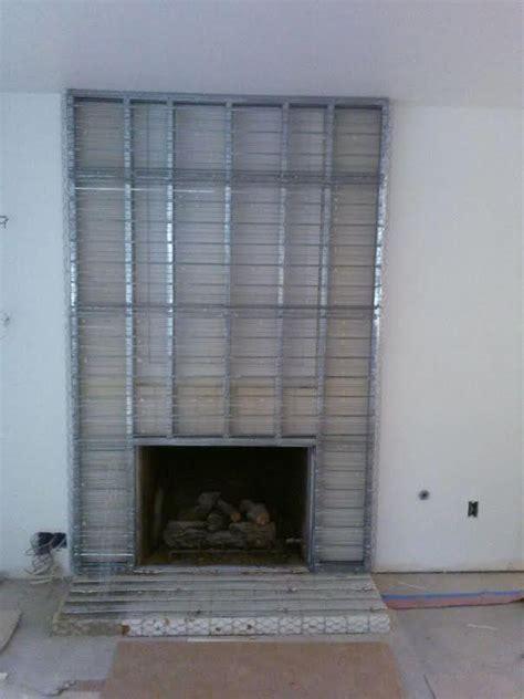 fireplace drywall finishing advanced drywall