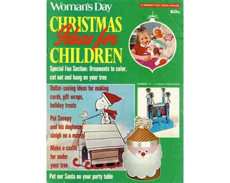 17 best images about christmas magazines the seventies on