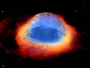 3D Spinning Nebula - Pics about space