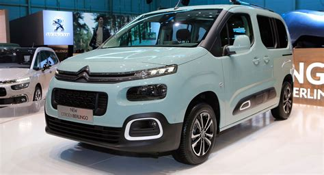 citroen suv 2018 new citro 235 n berlingo multispace fuses minivan with suv