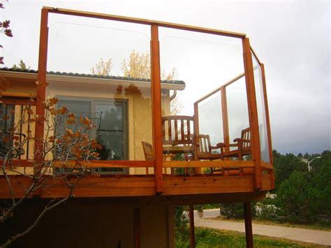 wind breaks colorado springs decks  schmillen