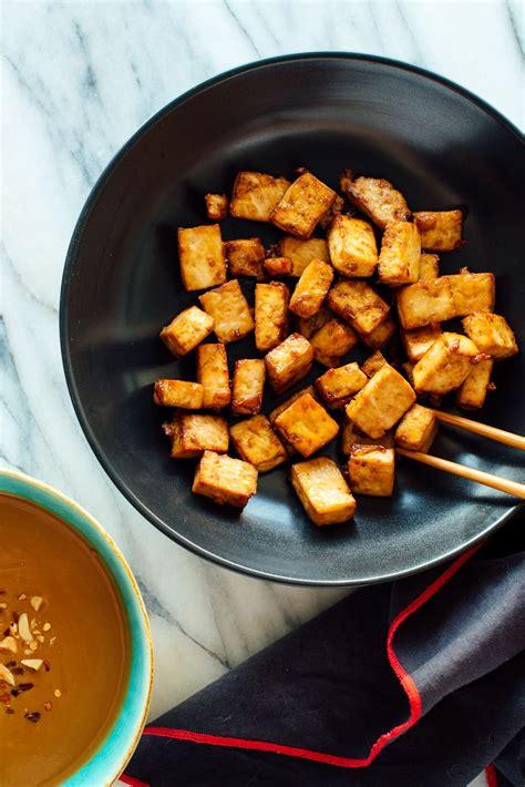 crispy baked tofu cookie  kate