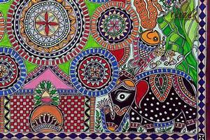 Madhubani Painting - Khobar – Remek