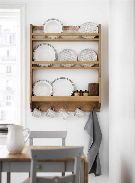 furniture  home furnishings ikea kitchen shelves plate shelves shelves