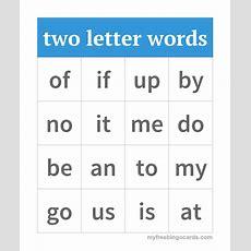 Free Printable Bingo Cards  Bingo Card Generator, Word Bingo And Phonics