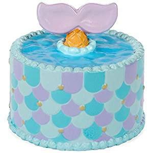 amazoncom silly squishies mermaid cake squishy slow