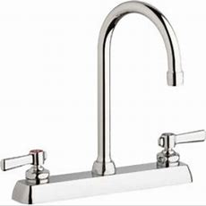 Chicago Faucets Brand Kitchen Faucets
