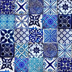 blue and white bathroom ideas best 25 moroccan pattern ideas on moroccan
