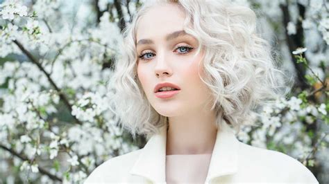 Hair Color White by How To Get White Hair L Or 233 Al