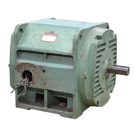 200 Hp Electric Motor by 200 Hp 880 Rpm 575 Volt Ac 3ph General Electric Motor 3