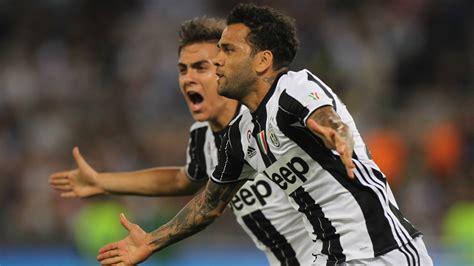 Juventus 2 Lazio 0: Alves, Bonucci secure historic third ...