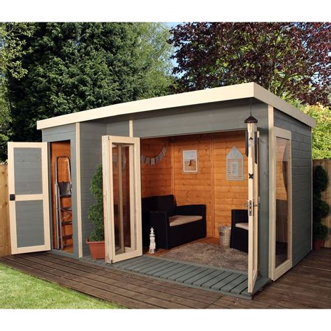 large wooden garden sheds cheap affordable wooden sheds 12ft x 8ft contemporary