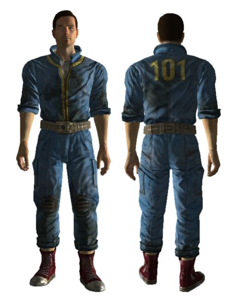fallout 3 jumpsuit lone wanderer costumes wiki guide ign
