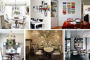 20, Creative, Dining, Room, Wall, Decor, Ideas, You, U0026, 39, Ll, Want, To