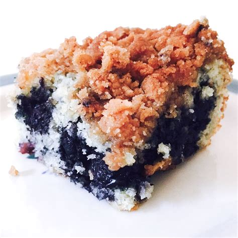 This fruity blueberry and lemon ring cake is a joy to behold and tastes, deliciously, of summer. Lemon Blueberry Coffee Cake recipe