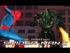 The Amazing Spider-Man 2 Mobile Game Rhino DLC Released ...