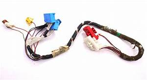 Gauge Instrument Cluster Wiring Harness Vw Jetta Glx Gti