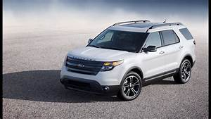 2013 Ford Explorer Sport - Drive Time Review With Steve Hammes