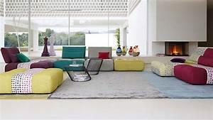 Canapé Chauffeuse Modulable : nouveaut s roche bobois prix lit fauteuil canap ~ Teatrodelosmanantiales.com Idées de Décoration