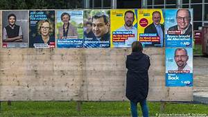 In Bavaria AfD and CSU bring voters to an election ...