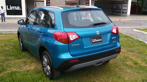 Suzuki Peru by Suzuki Present 243 La Nueva Vitara En El Per 250 Ruedas Y