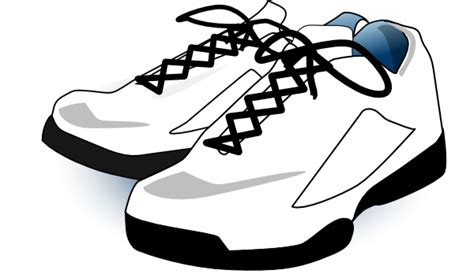 shoe clipart black and white tennis shoes clipart black and white clipart panda