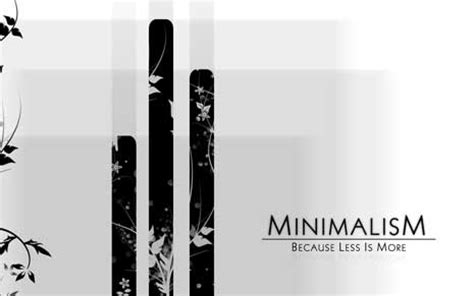 Why Minimalism Is The Most Important Design Style To