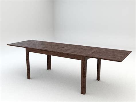 ikea drop leaf table 3d ikea applaro drop leaf table