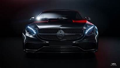 Amg Mercedes 4k Benz 63 Wallpapers S63