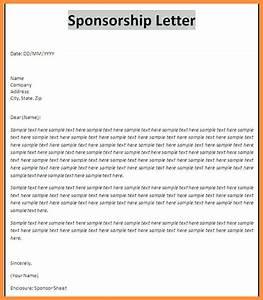 Sponsorship letter for event 9 event sponsorship proposal for Letter to request sponsorship for an event