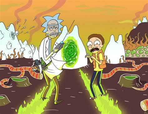 Watch Rick And Morty Season 1 Online For Free On 123movies