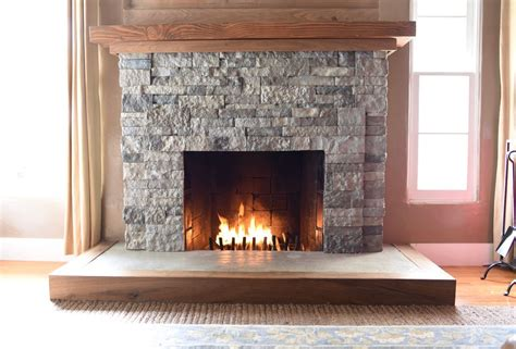 Airstone Fireplace Makeover How To Level A Concrete Floor For Laminate Most Realistic Wood Flooring Putting On Walls Tile Floors Care Tips Trim Dark Mahogany