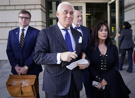 roger stone prosecution team  heroes  quitting