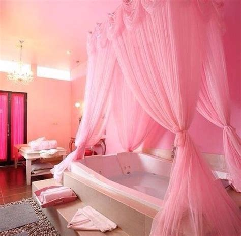 girly bathroom sets bathroom bathtub bedroom bath bubblegum chic