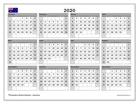 calendar australia michel zbinden