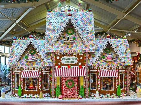 beautiful christmas gingerbread house ideas blush pine