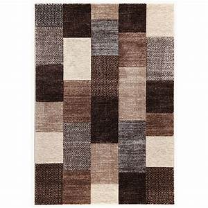generique tapis charly 200 x 300 cm beige marron tapis With tapis 200 x 300