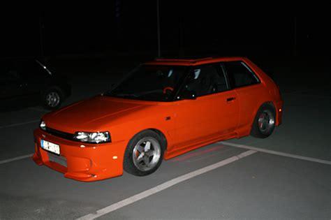 Harryhops 1993 Mazda 323 Specs, Photos, Modification Info