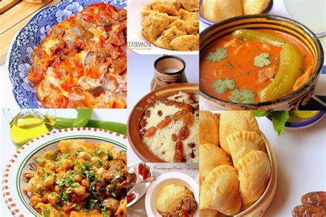 idee recette ramadan facile plat  preparer pour le ftour
