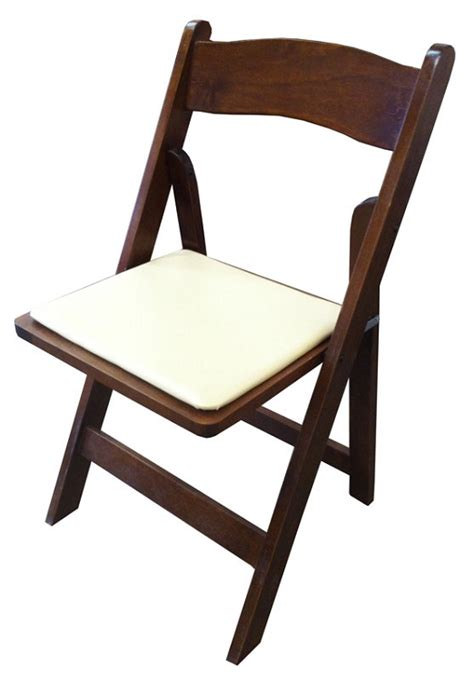 chairs folding fruitwood