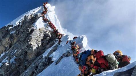 british climber dies  everest death zone toll reaches