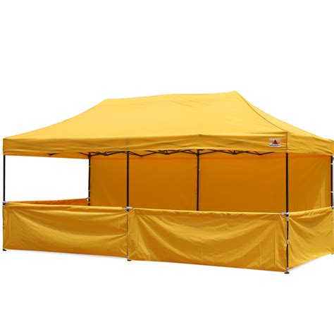 pop up canopies 10x20 abccanopy deluxe pop up canopy trade show both w