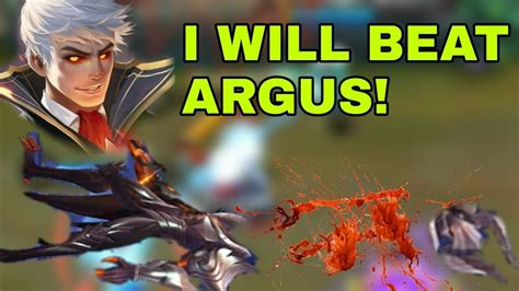 I Will Beat Argus!