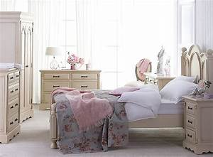 shabby chic bedroom ideas for a vintage romantic bedroom look With shabby chic bedroom decorating ideas