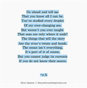 Talent Crush: E... Talent Poems Quotes