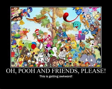 Another Pooh's Adventures Motivator By Derpmp6 On Deviantart